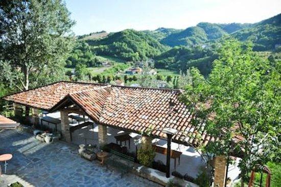 Agriturismo Cascina Battignana : terrazza