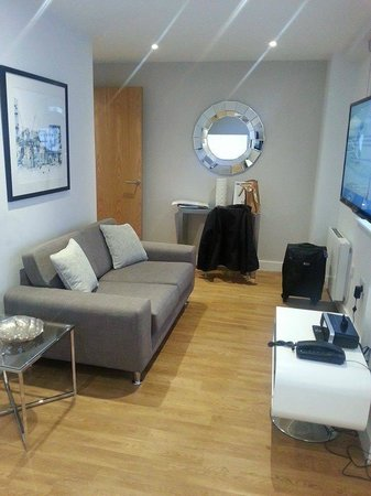 SACO Manchester - Piccadilly: sitting room