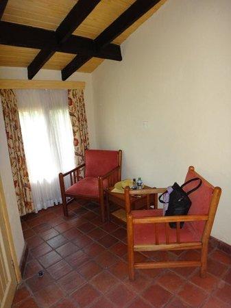Sarova Lion Hill Game Lodge: Seating Area