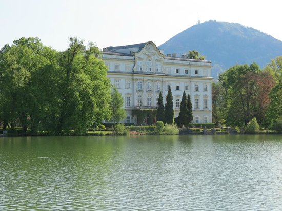 Panorama Tours Original Sound of Music Tour: Leopoldskron Palace