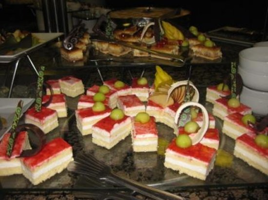 Hurghada Marriott Beach Resort : Вкусняшки