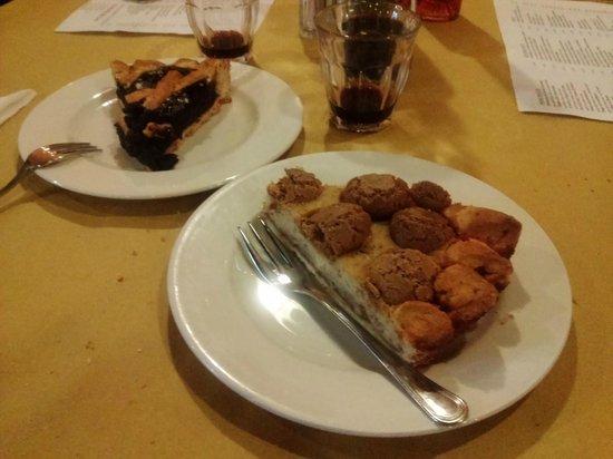 Trattoria Da Leo: Torte!!!