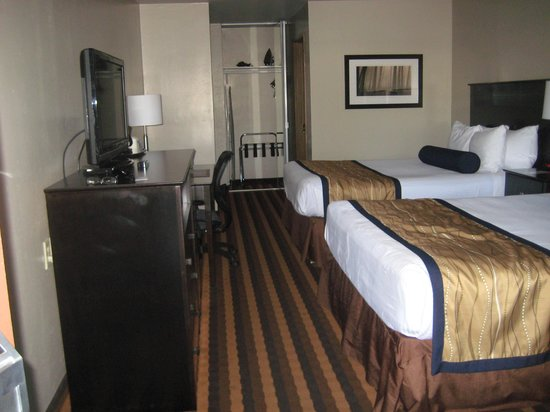 Best Western New Oregon: room