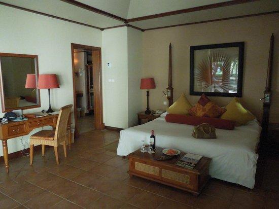 Beachcomber Seychelles Sainte Anne: room