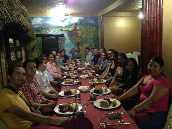 The Marquis: Dinner - Groups - Reservation - Social Metings