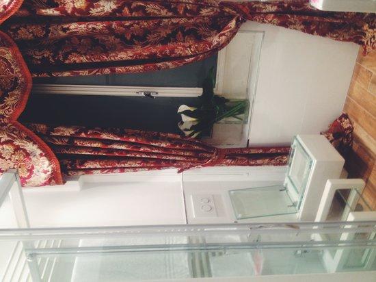D  R Rome Spanish Luxury Suites: Bagno camera singola/ single room's bathroom