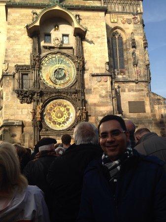 Astronomical Clock: Relógio Astronômico