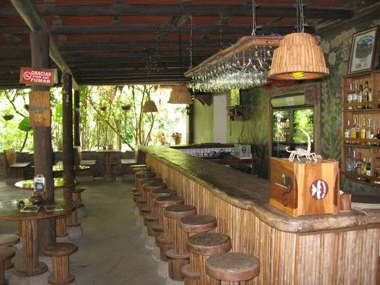 Rancho Margot: BAR AREA