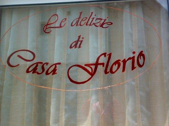 Le Delizie di Casa Florio : Il locale