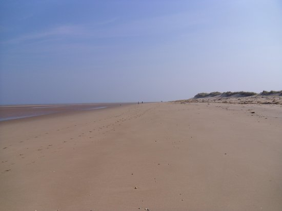 Norfolk, UK: Holkham Beach