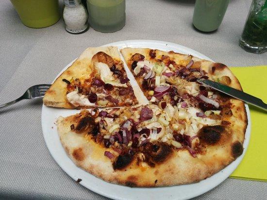 Del Papa Ristorante: Pizza