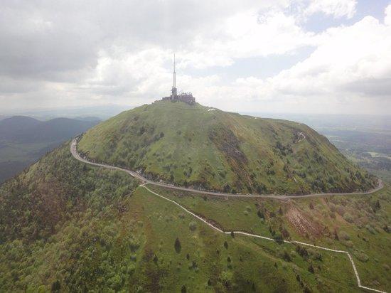 Sarl Heli Volcan Tours: Le Puy de Dôme