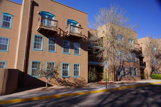 Villas de Santa Fe: Lodging