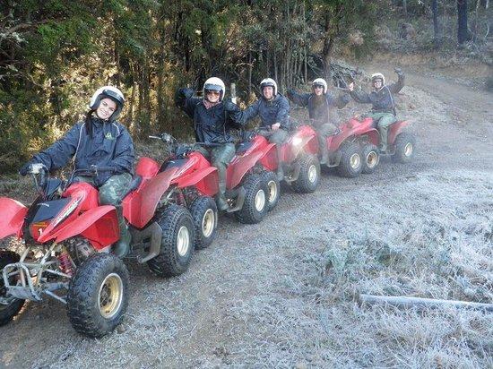 Hanmer Springs Adventure Centre: Fun fun fun