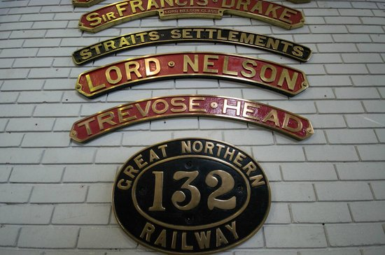 National Railway Museum: lots of old stuff