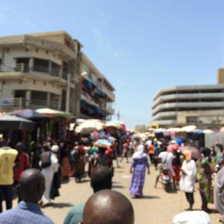 Togo: Market