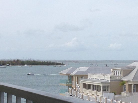 Ocean Key Resort & Spa: Room with a view