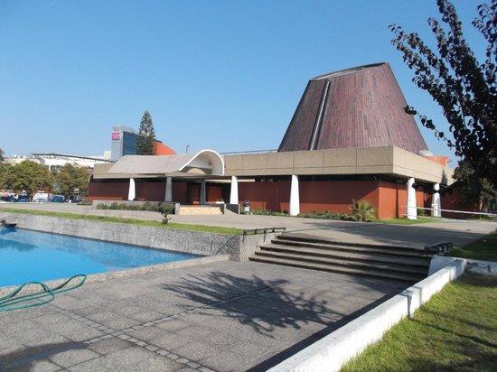 Planetario de Santiago - Universidad de Santiago de Chile - Usach