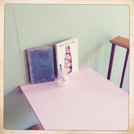 Mary's Milk Bar: Cute