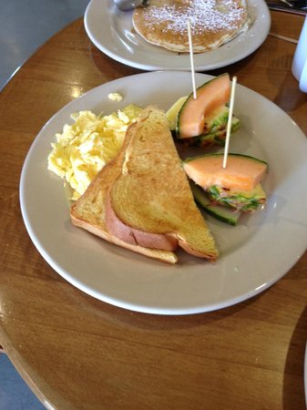 The Breakfast Club: good food
