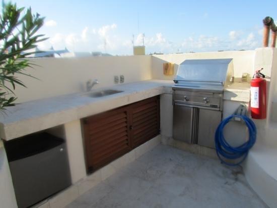 Porto Playa Condo Hotel & Beachclub : 3rd floor area
