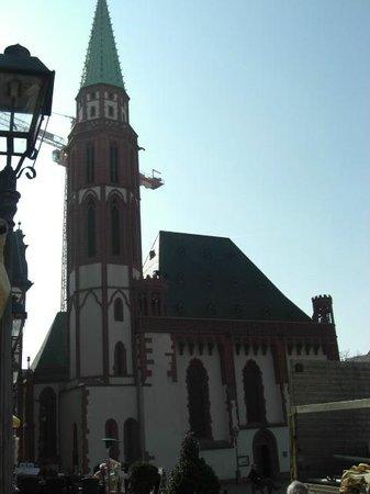 Alte Nikolaikirche: Old St. Nicholas Church