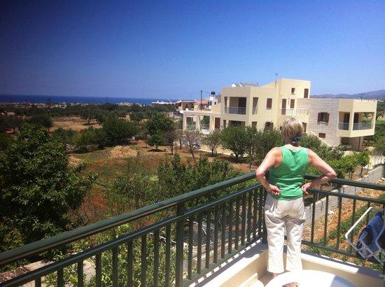 Kristalli Hotel Apartments: Malia Bay