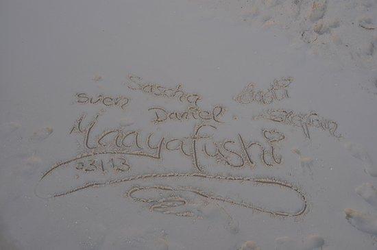 VOI Maayafushi Resort: Wir waren hier!