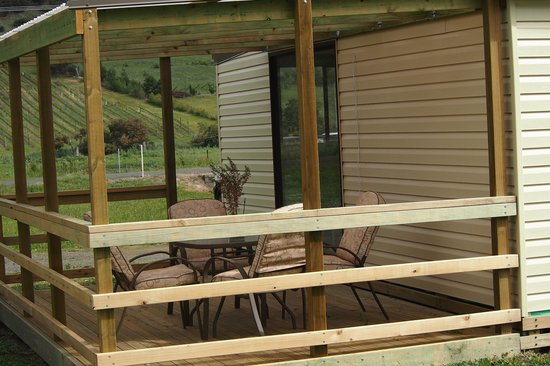 Richmond Caravan and Cabin Park: Just for two