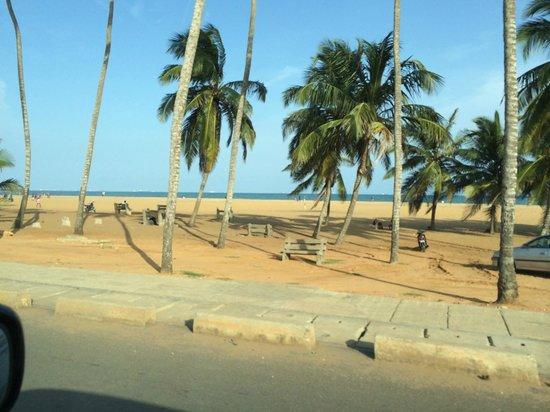 Togo: Lome Beach