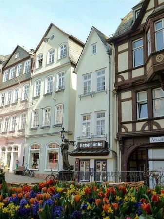Restaurant Ratsschanke: Ansicht Marktplatz