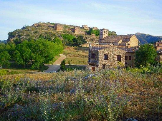 El mirador de riopar viejo: Fortress & Church