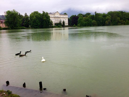 Gray Line Salzburg Sightseeing Tours : Schloss Leopoldskron