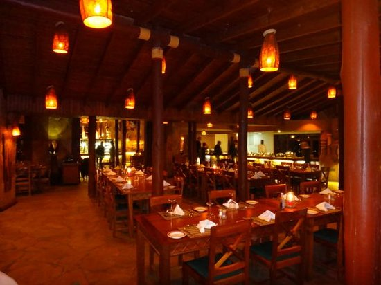 Sarova Mara Game Camp : Dining Room