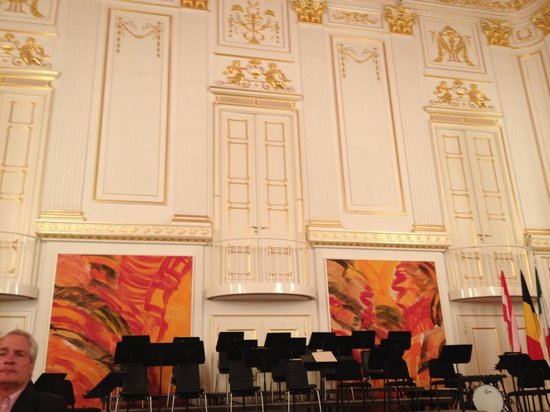 Strauss Concert Hofburg Palace: Ballroom of the Hofberg Palace
