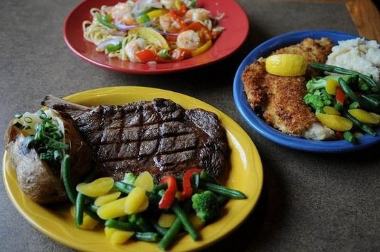 Mackinaw's Grill & Spirits : Ribeye