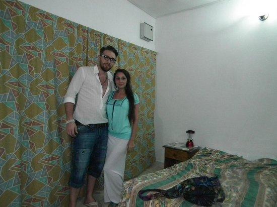 Kachikally Holiday Inn: In our room