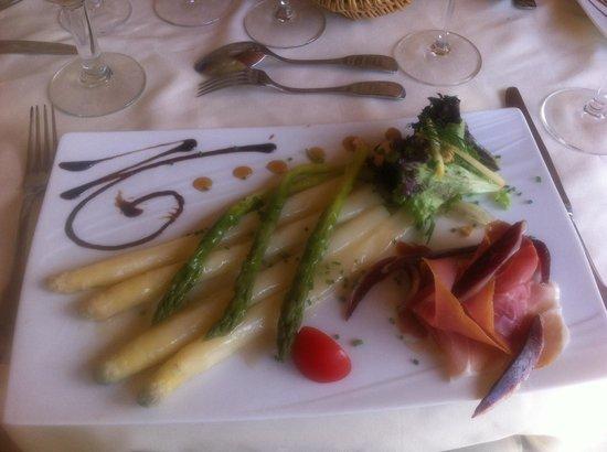 La Bruceliere : Delicious starter 31/5/14