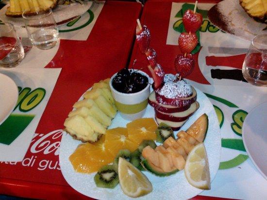 Lo Spicchio: Che frutta!