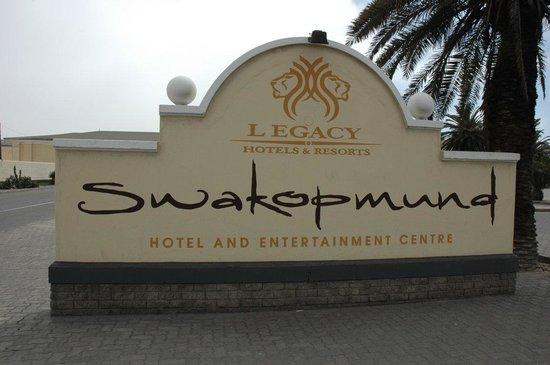 Swakopmund Hotel : Hotel Swakopmund-Namíbia