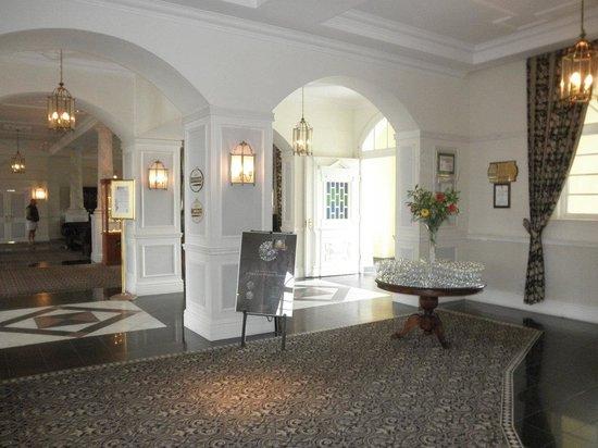 Swakopmund Hotel: Lobby no Hotel Swakopmund-Namíbia