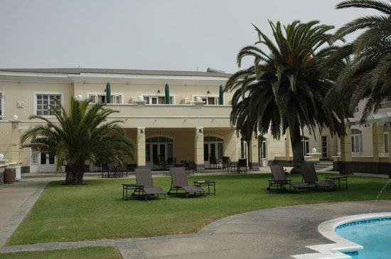 Swakopmund Hotel: Hotel Swakopmund-Namíbia