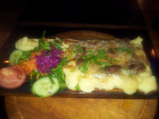 Gossip Bar & Restaurant : Gossip Steak