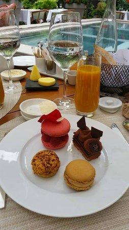 Brunch de p ques photo de la cuisine le royal monceau for Restaurant la cuisine royal monceau