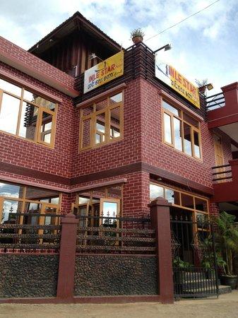 Inle Star Hotel: Fachada do Hotel