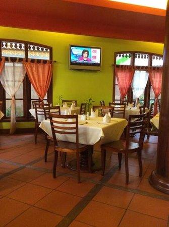 Steung Siemreap Hotel: restaurant