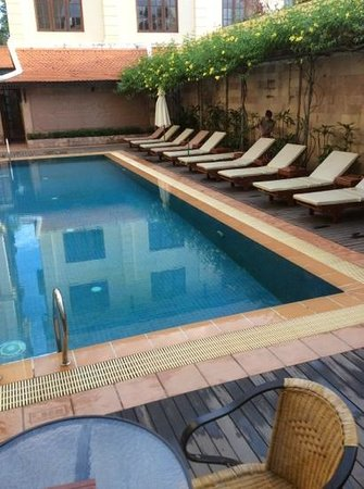 Steung Siemreap Hotel: swimming pool