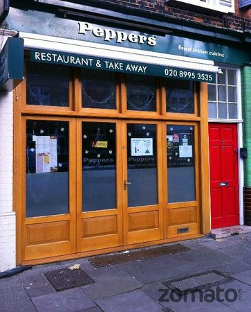 Peppers Restaurant Chiswick