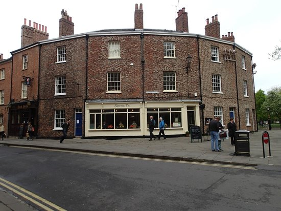 Bennett's Cafe & Bistro : Bennet's on High Petergate