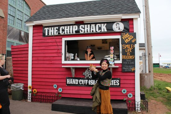 The Chip Shack: <3<3